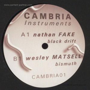 Nathan Fake/wesley Matsell - Cambria01