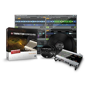 Native Instruments - Traktor Scratch A10
