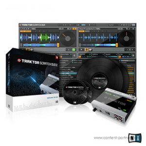 Native Instruments - Traktor Scratch A6 (Duo 2)