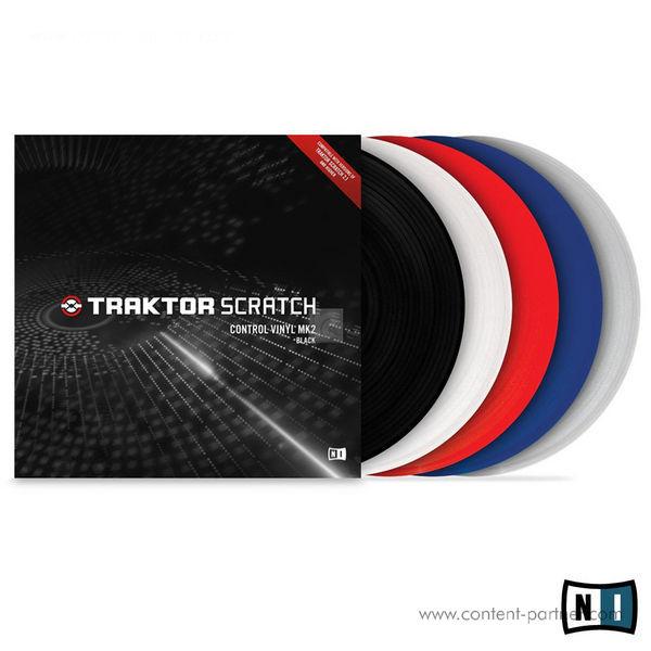Native Instruments - Traktor Scratch Control Vinyl MK II