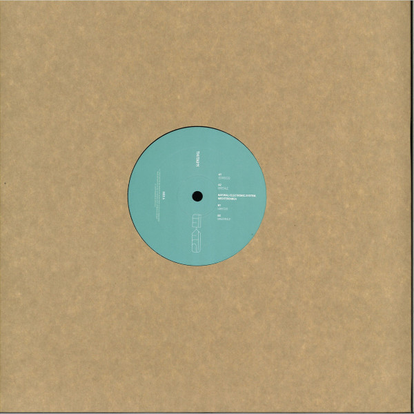 Natural, Electronic.system. - Mediterranea EP (Back)