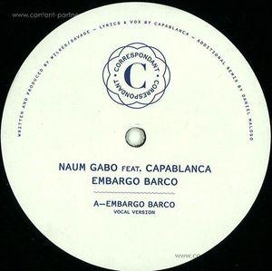 Naum Gabo - Embargo Barco