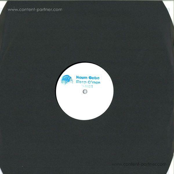 Naum Gabo - Sleep C'Mon (Back)