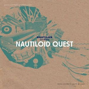 Nautilus - Nautiloid Quest (2LP+CD)