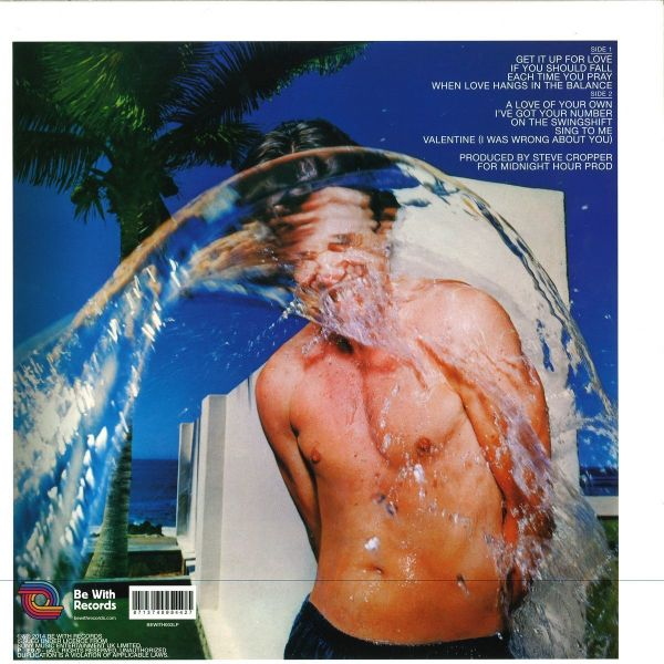 Ned Doheny - Hard Candy (180g Repress 2019) (Back)