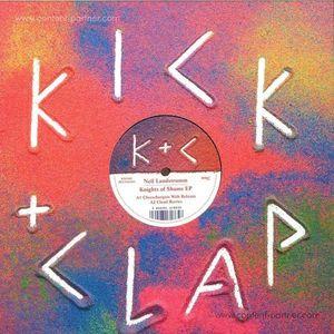 Neil Landstrumm - Knights Of Shame Ep