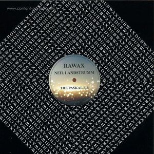 Neil Landstrumm - The Paskal EP (Vinyl Only)