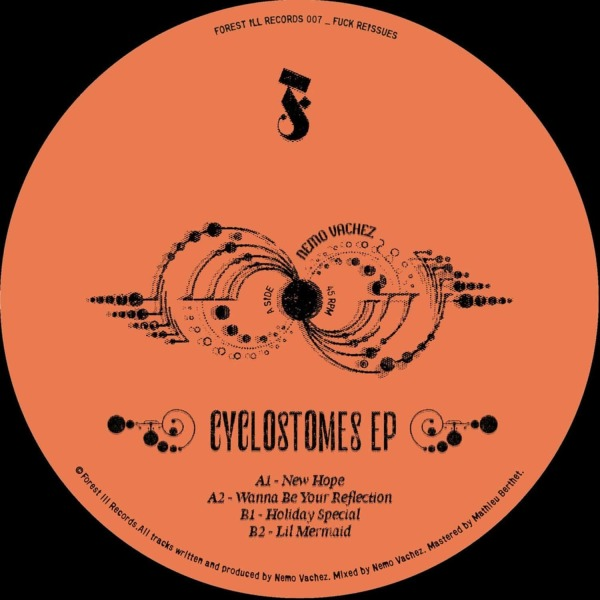 Nemo Vachez - Cyclostomes EP (Back)