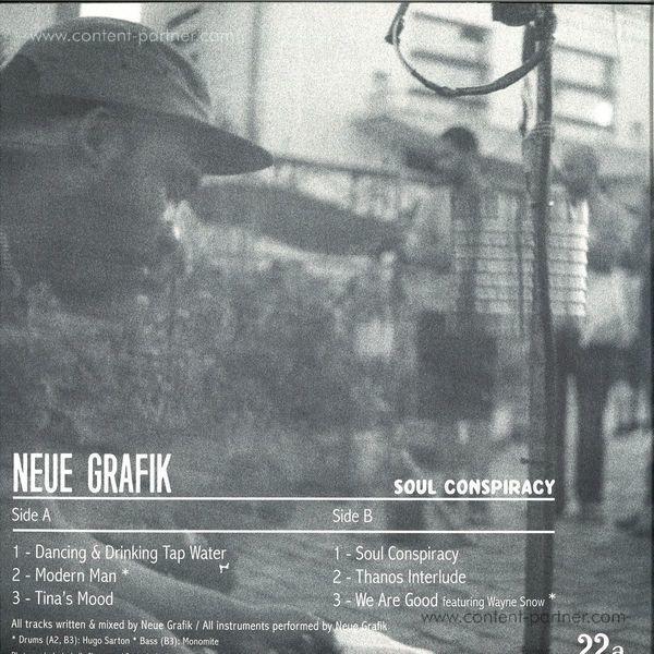 Neue Grafik - Soul Conspiracy (Back)