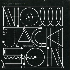 New Jackson - Made It Mine Ep