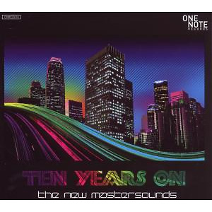 New Mastersounds,The - Ten Years On