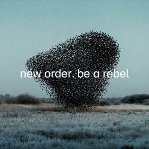 "New Order - Be A Rebel (12"" EP)"