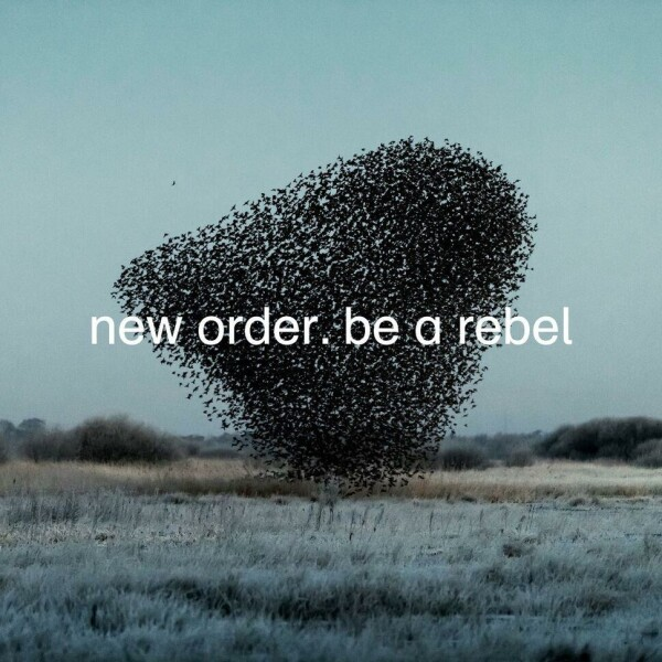 """New Order - Be A Rebel (12"""" EP)"""
