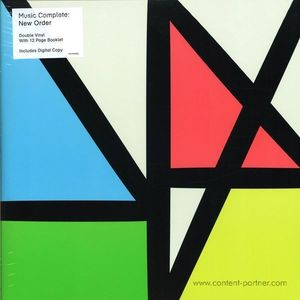 New Order - Music Complete (2LP+MP3)