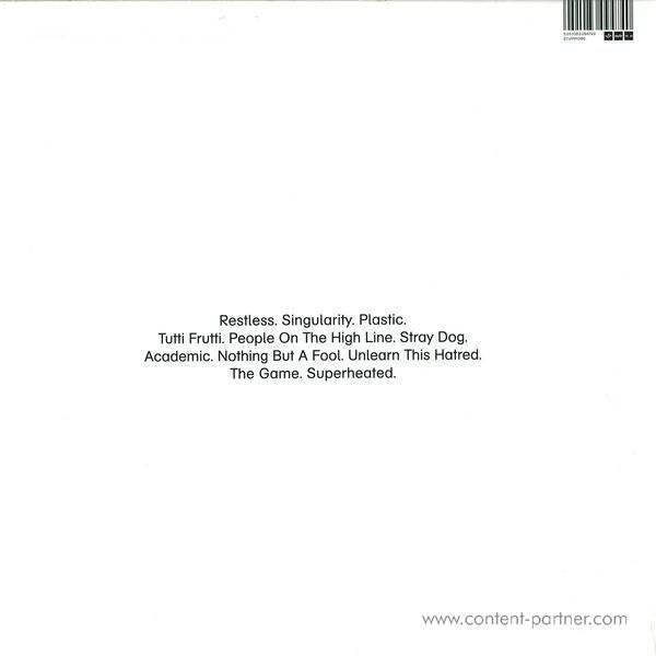 New Order - Music Complete (2LP+MP3) (Back)