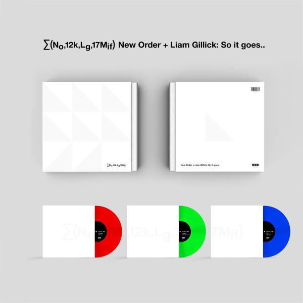 New Order - New Order + Liam Gillick: So It Goes... (Ltd. Edt)