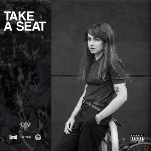 """Nia Wyn - Take A Seat (Mulberry Coloured Vinyl 12"""" EP)"""
