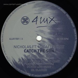 Nicholas Ft. Madafi Pierre - Catch The Sun