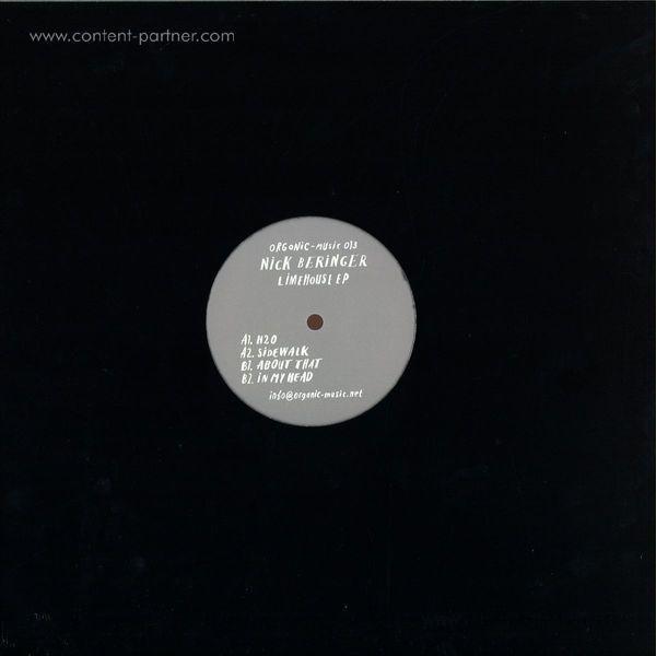 Nick Beringer - Limehouse EP (Back)