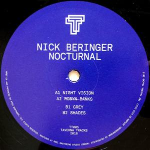 Nick Beringer - Nocturnal (Vinyl Only)