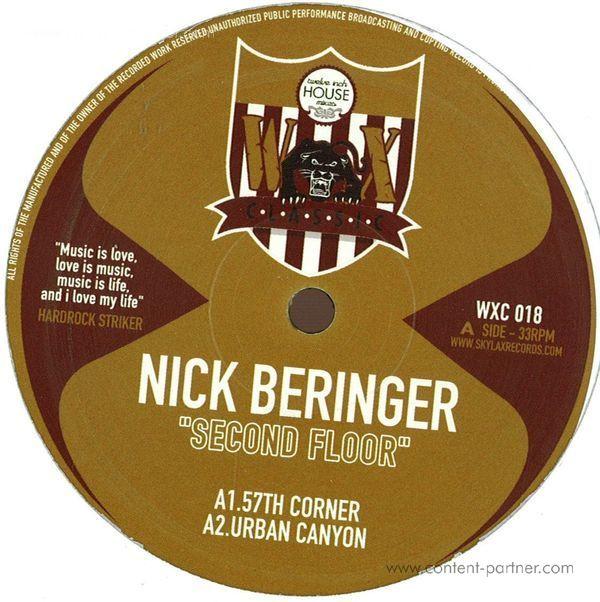 Nick Beringer - Second Floor
