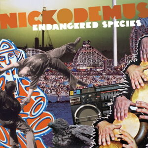 """Nickodemus - Endangered Species (LP+ Bonus 7"""")"""