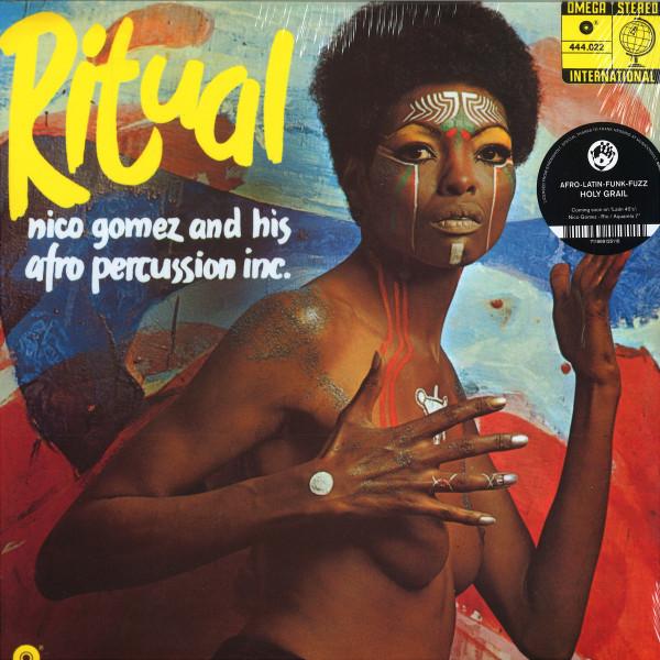 Nico Gomez And His Afro Percussion Inc. - Ritual (Reissue)