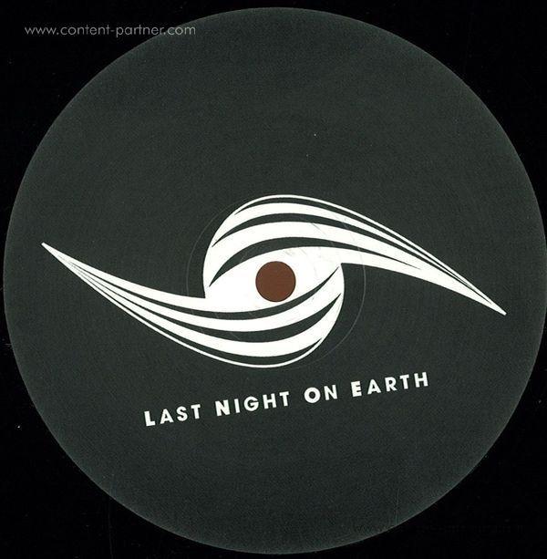Nico Lahs - Devotion Ep (Back)