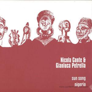Nicola Conte & Gianluca Petrella - Sun Song / Nigeria