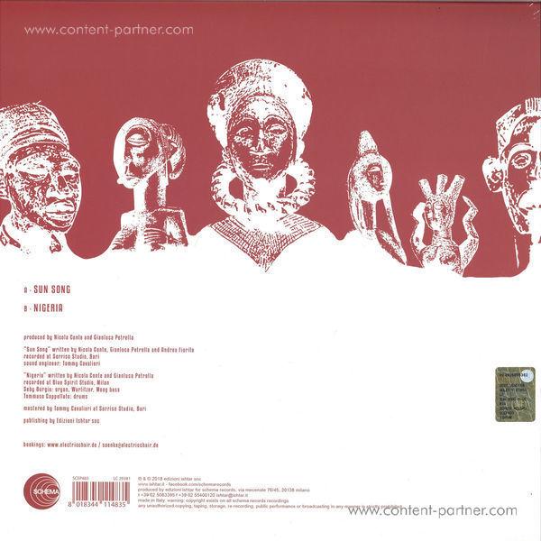 Nicola Conte & Gianluca Petrella - Sun Song / Nigeria (Back)