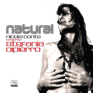 Nicola Conte Presents Stefania Dipierro - Natural (LP)