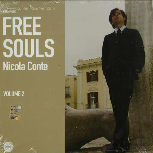 Nicola Conte - Free Souls (2LP+CD)