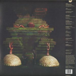 Nicola Cruz - Siku (LP+CD) (Back)