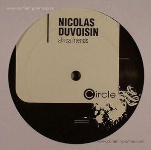 Nicolas Duvoisin - Africa Friends (incl. QUENUM & YAPACC)