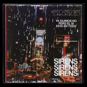 Nicolas Jaar - Sirens (Ltd. LP + MP3) )
