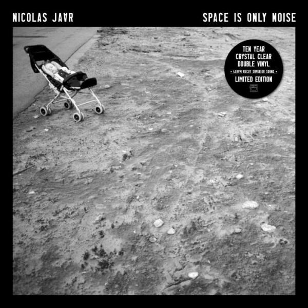 Nicolas Jaar - Space Is Only Noise (10th Anniv. Clear Vinyl 2LP)