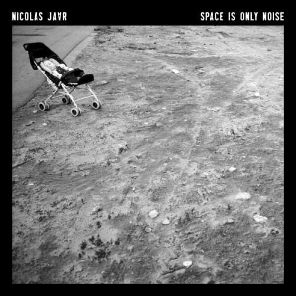 Nicolas Jaar - Space Is Only Noise (10th Anniv. Clear Vinyl 2LP) (Back)