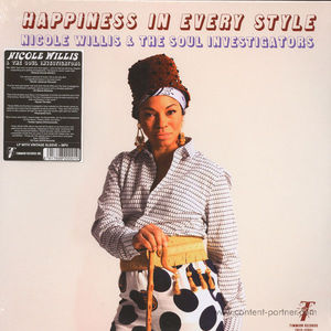 Nicole Willis & The Soul Investigators - Happiness In Every Style (LP+MP3)