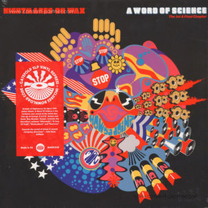 Nightmares On Wax - A Word Of Science (2LP+MP3/Gatefold)