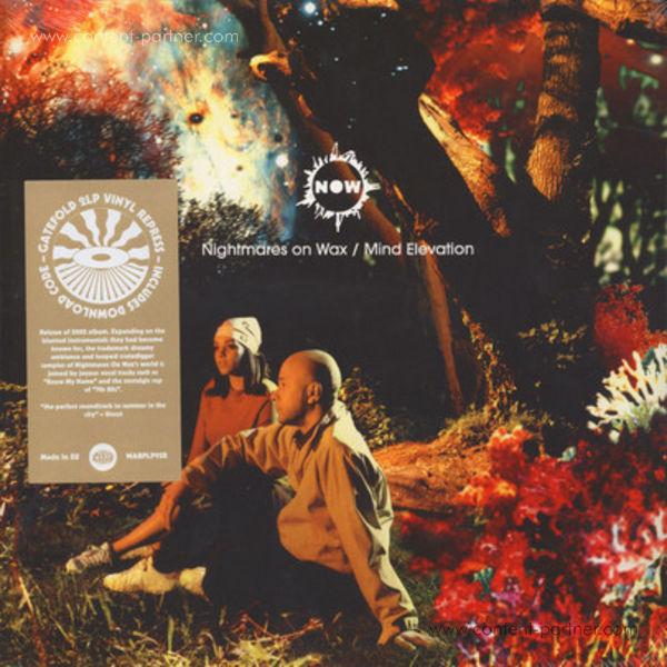 Nightmares On Wax - Mind Elevation (2LP+MP3/Gatefold)