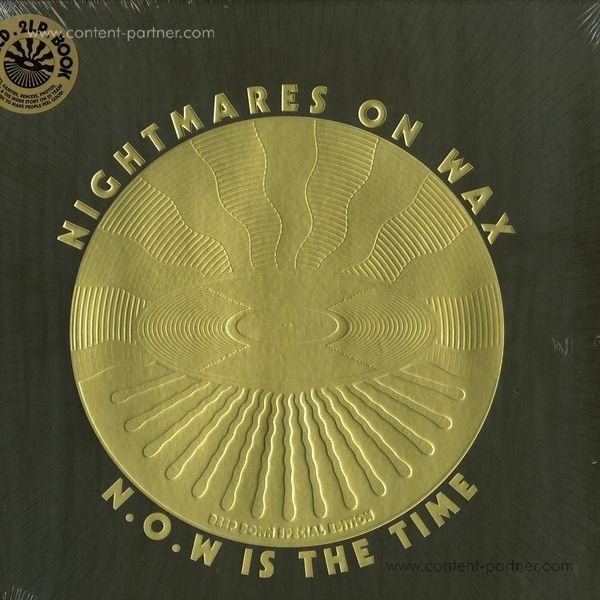 Nightmares On Wax - N.O.W. Is The Time (2LP + 2 CD + MP3)
