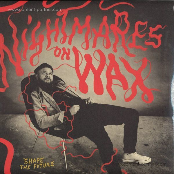 Nightmares On Wax - Shape The Future (Gatefold 2LP+MP3)