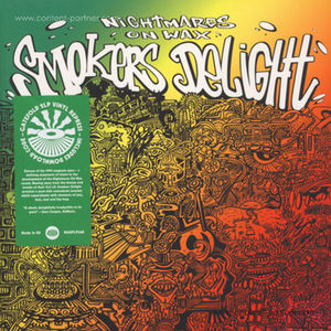 Nightmares On Wax - Smokers Delight (2LP+MP3/Gatefold)