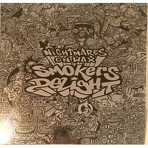 Nightmares On Wax - Smokers Delight (Ltd. 25th Anniversary Edition) (Back)