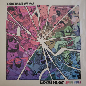 "Nightmares On Wax - Smokers Delight: Sonic Buds (Ltd. 12"")"