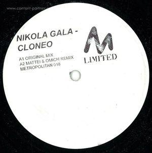Nikola Gala - Cloneo