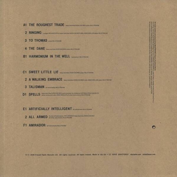 Nils Frahm - All Encores (Vinyl Box) (Back)