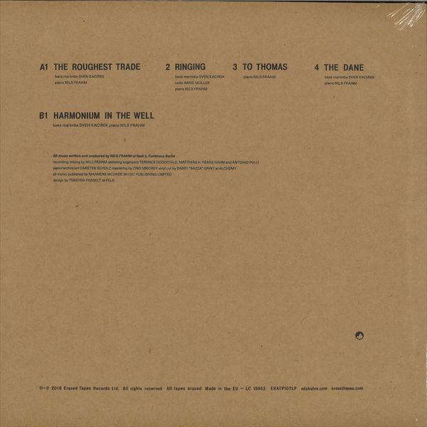 Nils Frahm - Encores 1 (EP) (Back)