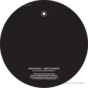 Nina Kraviz - Ghetto Kraviz (DJ Slugo Remixes) RSD 2016