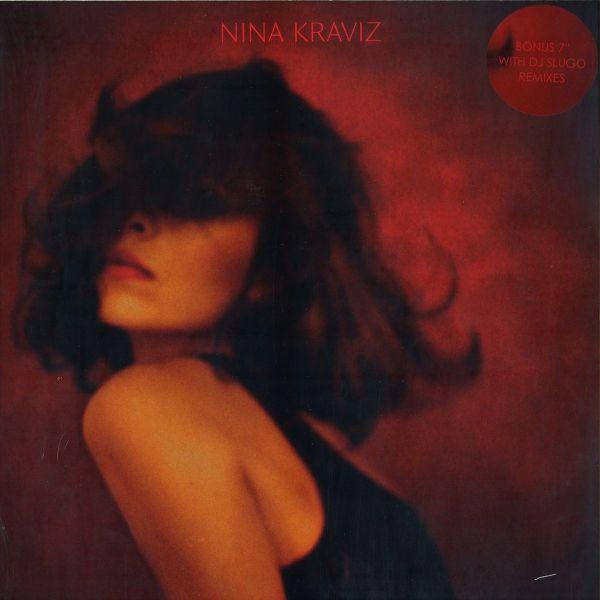 Nina Kraviz - Nina Kraviz LP (2019 repress)